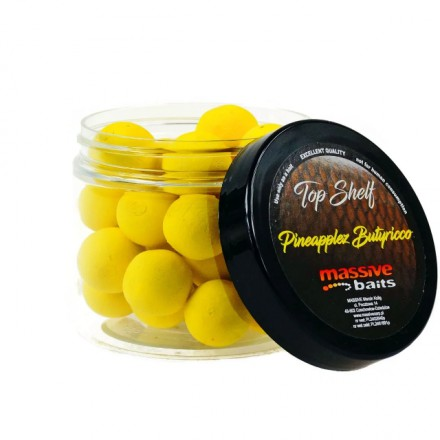 Massive Baits Pop up Voodoo 14mm Top Shelf
