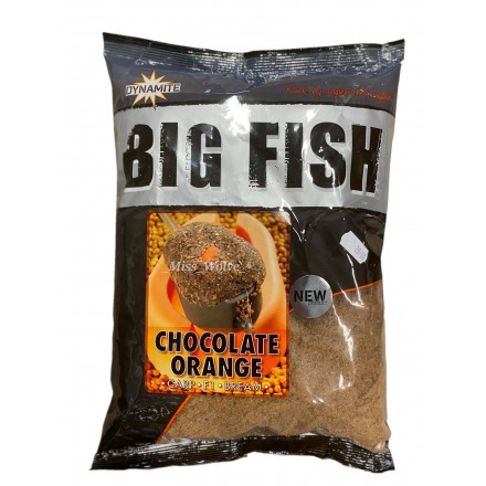 Dynamite Baits Big Fish Chocolate Orange 1.8kg