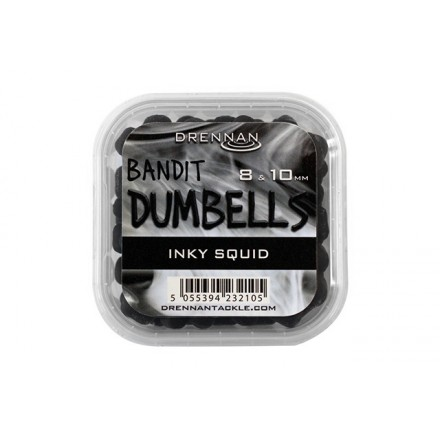 Drennan Bandit Dumbells Inky Squid 8 & 10mm