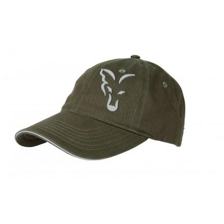 Fox Czapka Green/Silver Trucker Baseball Cap