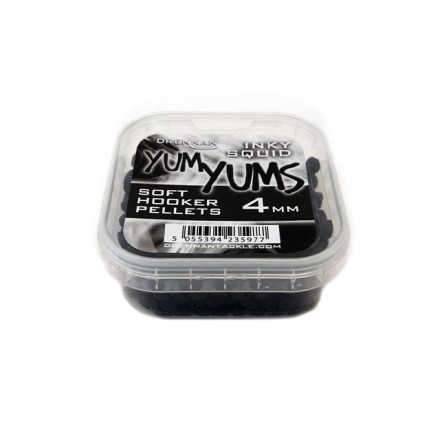 Drennan Pellet Yum Yum Inky Squid 4mm