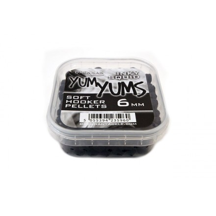 Drennan Pellet Yum Yum Inky Squid 6mm