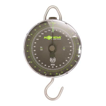 KORDA Waga 54kg - 120 lb Dial Scales