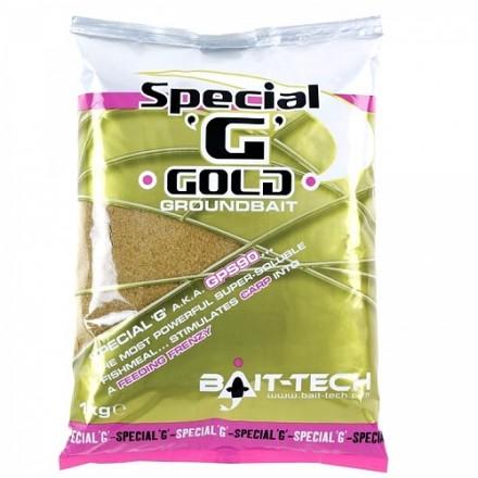 BAIT-TECH ZANĘTA Special 'G' - GOLD Groundbait 1kg