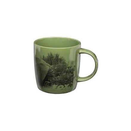 FOX Kubek PORCELANOWY Ceramic Mug Scenic