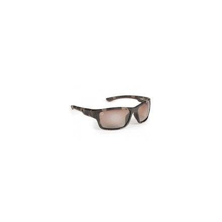 FOX Okulary polaryzacyjne Sunglasses GREEN/SILVER