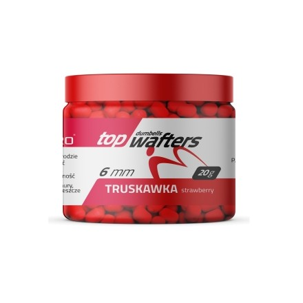 MatchPro Top Dumbell Wafters TRUSKAWKA 6mm/20g