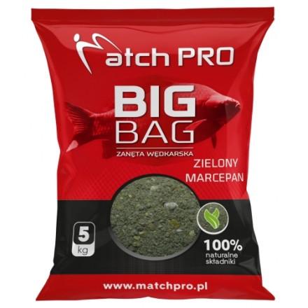 Matchpro Zanęta Total Zielony Marcepan 5kg