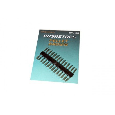 Drennan Stopery Pushstop Brown