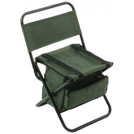 Mikado Krzesło IS11-008 ZIELONE