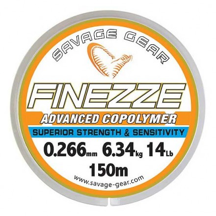Savage Gear żyłka Finezze 0.309mm 150m