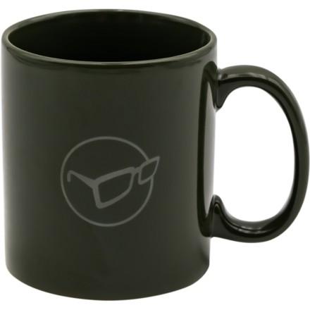 Korda Kubek Mug Glasses Logo Olive