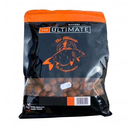 Ultimate Monster Crayfish Boilies 20mm 1kg