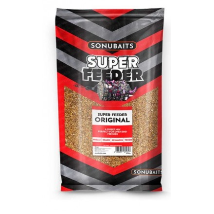 Sonubaits Zanęta Super Feeder – Bream 2kg