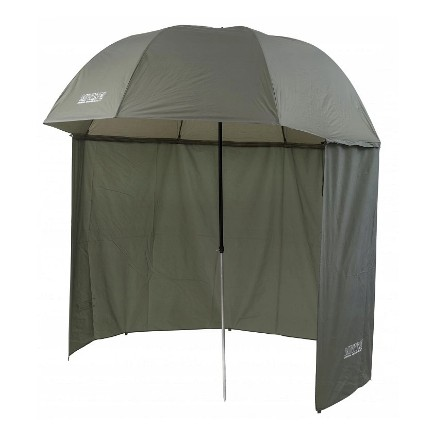 MIVARDI-Umbrella Green PVC + ściana boczna
