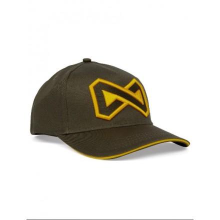 Navitas - 3D Nfinity Baseball Cap Green - Czapka z daszkiem