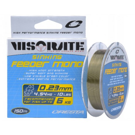 Cresta Żyłka Visorate feeder mono 150m/0,25mm