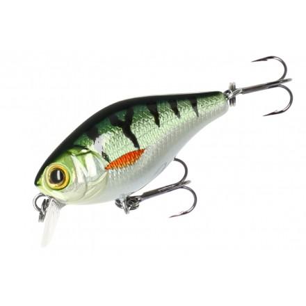 MIKADO WOBLER FISHUNTER BOLD HEAD 4cm/NP/ PŁYWAJĄCY
