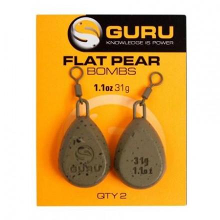 GURU CIĘŻAREK FLAT PEAR BOMBS 15g