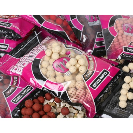 Mainline Rsponse Range Boilies Strawberry Zest 18mm, 450g