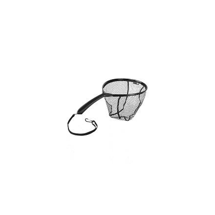 Podbierak spinningowy Delphin SPIN-R gumowa siatka 40x30
