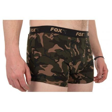 FOX camo boxers roz. M
