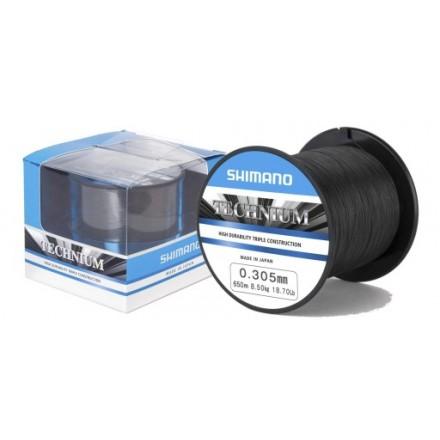 Shimano Technium 0,285mm 650m 7,5kg czarna