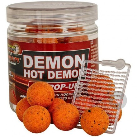 Starbaits Concept Kulki Pop Up Hot Demon 14mm 80g