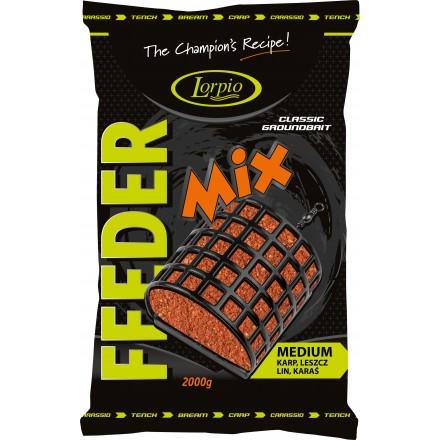 Lorpio Feeder Mix Medium 2kg