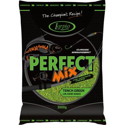 Lorpio Perfect Mix Tench Green 3kg