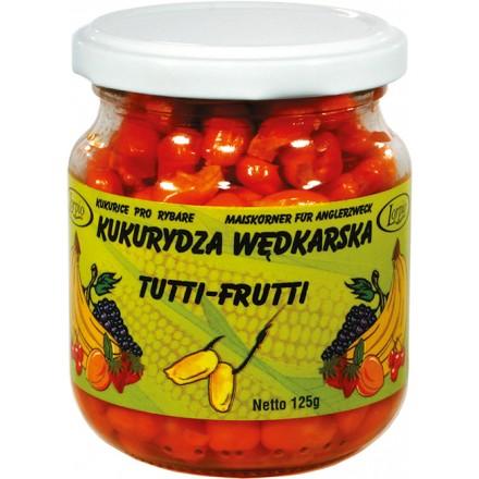 Lorpio Kukrydza bez zalewy TUTTI-FRUTTI —POMARAŃCZ. 125g