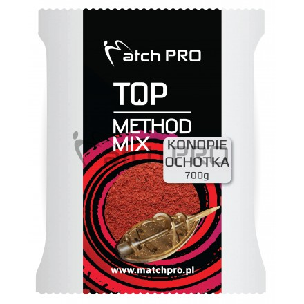 Match Pro Zanęta Method Mix Ochotka&Konopia 700g