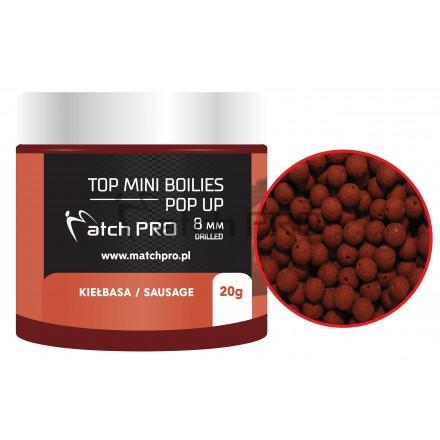 Match Pro Top Boiles Pop-Up Saussage 8mm/20g