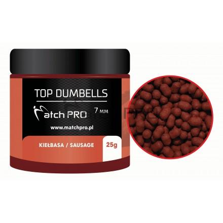 Match Pro Top Boiles Dumbells Saussage 7mm/25g