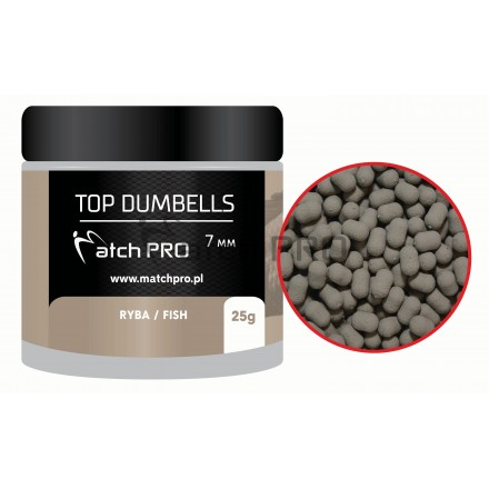 Match Pro Top Dumbells Fish 7mm/25g