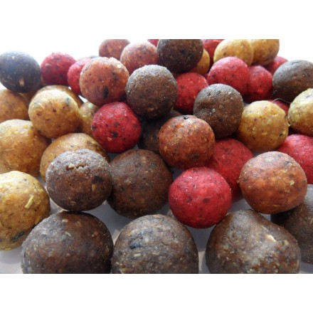 Fantazy Baits Mikro Boilies King Nuts 10mm