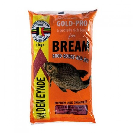 Marcel Van Den Eynde – zanęta Gold Pro Bream 1kg Red