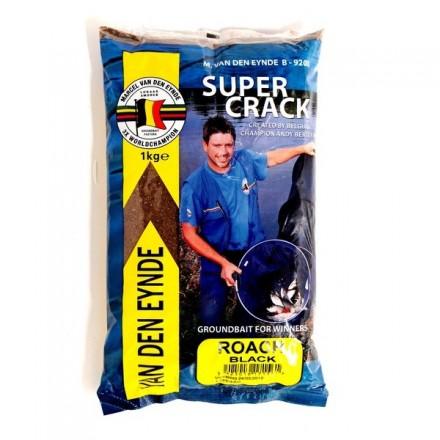 Marcel Van Den Eynde – zanęta Super Crack Roach 1kg Black
