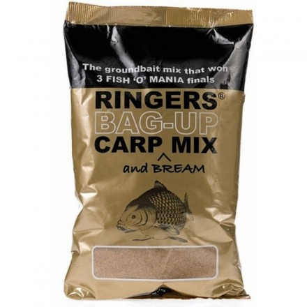 RINGERS Zanęta Bag-UP Groundbait Carp, Bream 1 kg