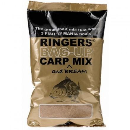 RINGERS Zanęta Bag-UP Groundbait Carp, Bream 1 kg