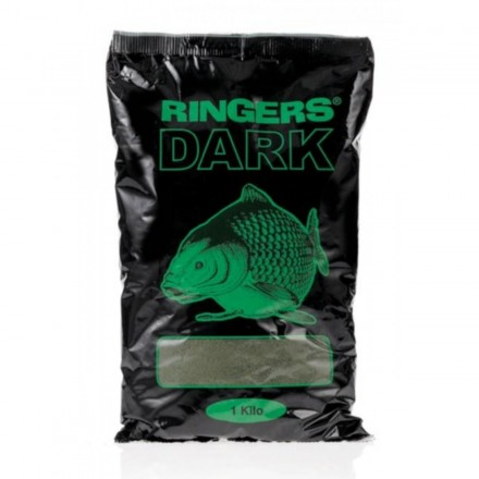 RINGERS Zanęta Dark Groundbait 1 kg