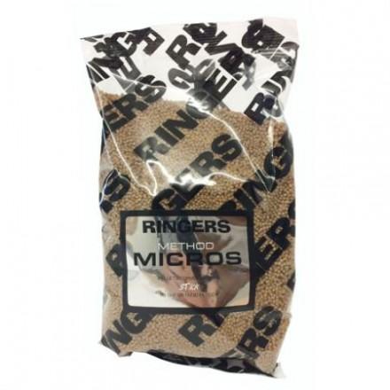 RINGERS Pellet Method Micros 2mm 900g