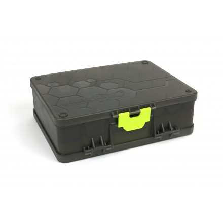 Matrix Pudełko Double Sided Feeder & Tackle box
