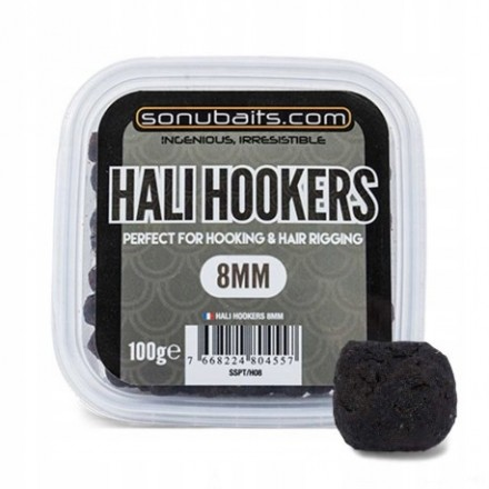 Sonubaits Hali-Hookers Halibut 8mm 100g