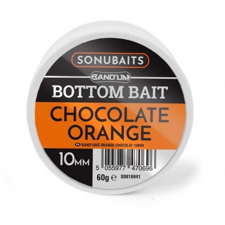 SONUBAITS band'ums 10mm Chocolate Orange 60g