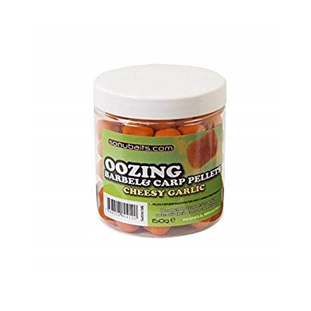 Sonubaits Oozing Barbel Cheesy Garlic 150G