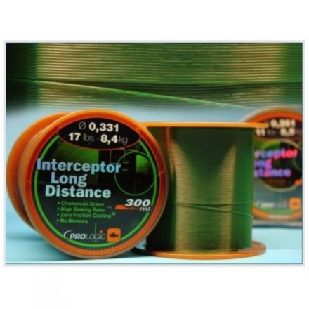 PROLOGIC Interceptor Long Distance 300m 0,33mm
