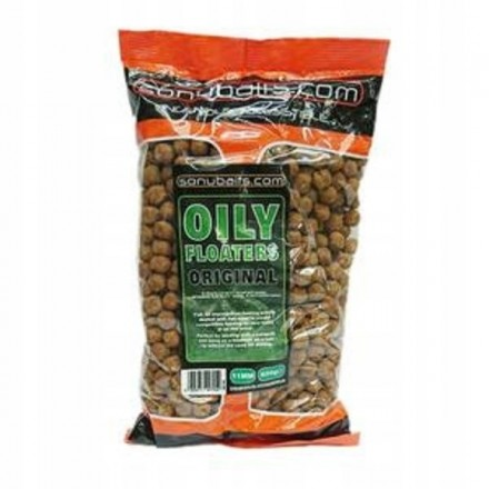 Sonubaits Oil Floaters - 11mm Original