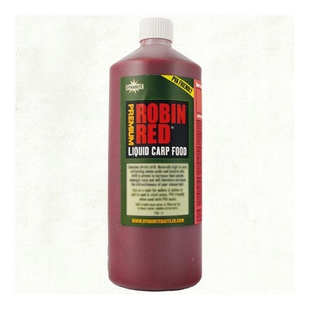 Liquid Carp Food Dynamite Baits 1l - Robin Red