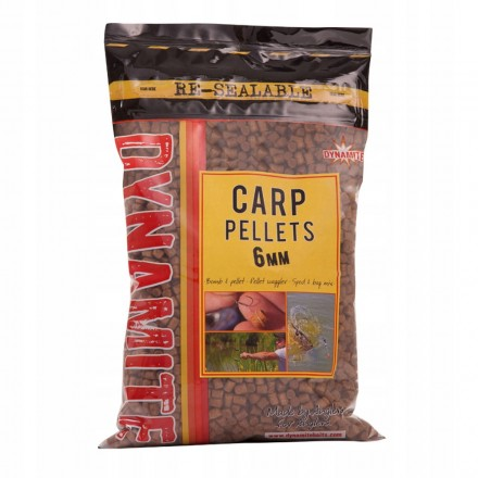 Dynamite Baits Carp Pellet Method Feeder 6mm 700g